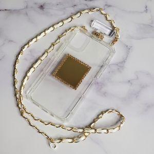Parfume bottle shaped Phone Case